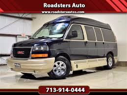 2006 GMC Savana CONVERSION VAN