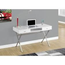 Coaster Computer Desk White by Coaster Computer Desk With Shelf In Weathered Grey The