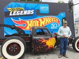 John Klein: Coffeyville Man's Custom Truck May Be Next Hot Wheels ...