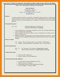 Resume For Home Science Teacher Cv English Lecturer Pgt Sample Computer Format In