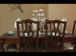 Outstanding How To Stage A Dining Room Home Staging Tips YouTube Hutch Small For An Open House 2018