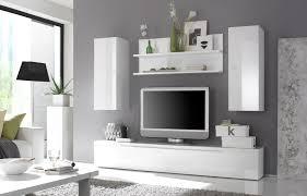 kleines wohnzimmer wohnwand contemporary entertainment