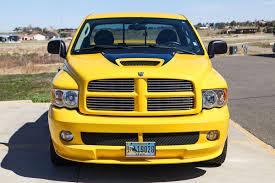 100 Dodge Srt 10 Truck For Sale 2005 Ram SRT Yellow Fever Special Edition Glen