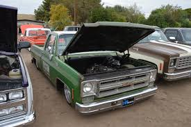 100 Build Your Own Gmc Truck Profile The Dixxon Flannel C10 American Racing