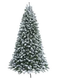 6 Ft Flocked Christmas Tree Uk by White Frosted Christmas Tree Tree Frosted Deluxe Tree In Home