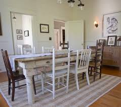 Shabby Chic Dining Room Table And Chairs furniture farmhouse dining chairs round dining table sets