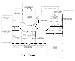 Ryland Homes Floor Plans Georgia by Marlboro Ridge The Estates The Harding Home Design