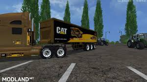 Cat Truck V 2.0 And Cat Semi Trailer V 2.0 By Eagle355th Mod For ... Cat Ct660 Interior A Photo On Flickriver Equipment Finance Services Truck Fancing Caterpillar_0jpg 382000 Cat Trucks Pinterest Biggest Truck Holt Centers Fort Worth Google Volvo Fh Semi Hauls Excavator On Flat Trailer Editorial Dump Trucks For Sale In Alabama Together With Or 1 64 7 Signs Your Engine Is Failing Truckers Edge Driving The New Ct680 Vocational News 2011 Caterpillar Ct630 Semi Tractor Transport G Hd Wallpaper 23659 105 Best Images Cars And Lorry