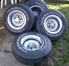 100 Chevy Truck Wheels And Tires Rally And 15 X 8 And 5 Lug On PopScreen