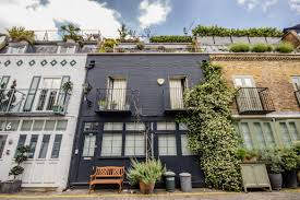 100 Mews Houses Why St Lukes Just Might Be Londons Cutest Street