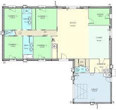 plan de maison gratuit 4 chambres plan de maison gratuit 4 chambres frais exemple plan maison plain