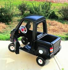 Amazon.com: Little Tikes Black Pick Up Truck: Toys & Games PAINT IT ...