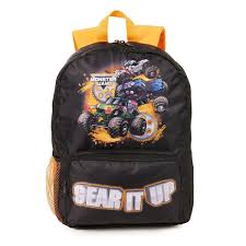 Glam Up With Monster Jam Canvas Backpack. Wide Spread Range Of ... Monster Jam Party Pack Birthday Parties Pinterest Jam Truck Supplies Nz With Uk Product Categories Trucks Nterpiece Decorations Blaze And The Machines Sweet Pea Parties El Toro Loco Cake Inspiration Of Colors In Australia Also Do You Know How Many People Show Up At Ultimate Pack Isaacs Next Theme 5th Scene Setters Wall Decorating Kit