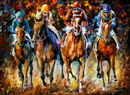Buy Original Paintings Art Famous Artist Biography Official Page Online Gallery Large Artwork Fine Horse Animal Pet Race Horserace