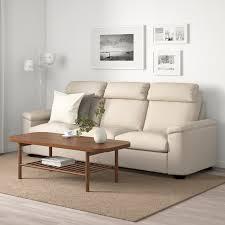 lidhult sofa gassebol light beige ikea 3er sofa sofa