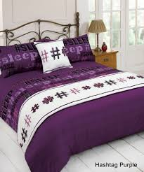 Bed Cover Sets by Purple Duvet Cover Sets King Sweetgalas
