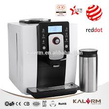 High End Fully Automatic Coin Press Coffee Maker Espresso Machine For Home And Office