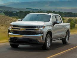 100 Kelley Blue Book Truck 2019 Chevrolet Silverado First Review Intended For