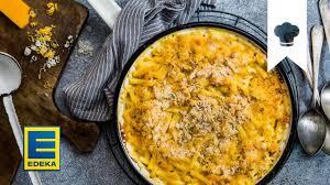 mac cheese selber machen maccaroni mit cremiger käsesoße und blumenkohl i edeka