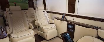 Luxury Sprinter Van Conversions