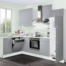 einbauküche komplett mit elektrogeräte 175x280 cm
