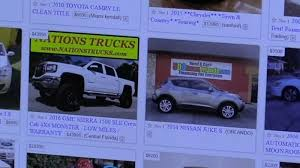 100 Craigslist Philadelphia Cars And Trucks For Sale Troubleshooters Beware When Buying Online 6abccom