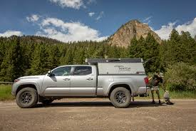 Hatch Adventures Tacoma Camper Rental