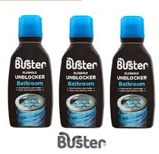 Slow Draining Bathroom Sink Uk by Buster Bathroom Drain Clear For Hair And Soap Blockages Amazon Co