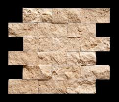 Scabos Travertine Natural Stone Wall Tile by Light 2x4 Split Faced Travertine Mosaic Tile Marble Tiles