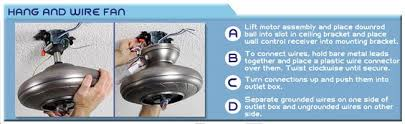 Intertek Ceiling Fan Wiring by How To Install A Ceiling Fan A Step By Step Installation Guide