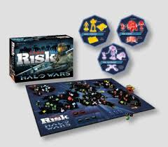 RISK Halo Wars Collectors Edition Board Game