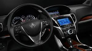 2015 Acura TLX Interior