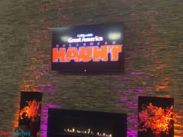 Californias Great America Halloween Haunt 2017 by Category Halloween Haunt