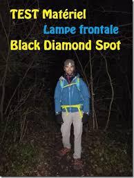 black le frontale spot test le frontale black spot 130 lumens