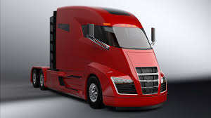 Nikola Motor Presents Electric Truck Concept With 1,200 Miles Range ...
