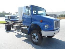 100 Used Trucks Melbourne Fl FREIGHTLINER FL70 For Sale