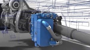 100 Truck Retarder Voith VR 115 CN YouTube