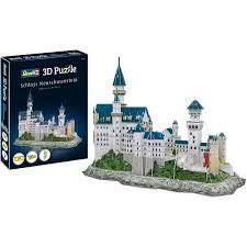 3d puzzle schloss neuschwanstein 121 teile