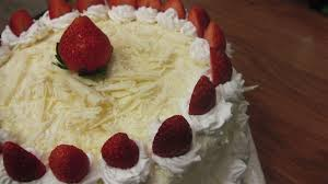 White Forest Cake – Eggless Baking Without Oven Without Condensed
