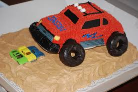 100 Monster Truck Cake Pan Molds