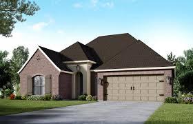 100 Capstone Custom Homes 104 Crossing New Home In Lafayette LA