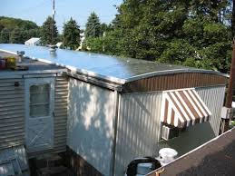 New Mobile Home Roof MacHose Contractors