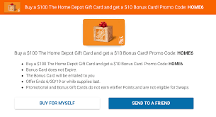 Expired] Egifter: $110 In Home Depot E-Giftcards For $100 ... Free Itunes Codes Gift Card Itunes Music For Free 2019 Ps4 Redeem Codes In 2018 How To Get Free Gift What Is A Code And Can I Use Stores Academy Card Discount Ccinnati Ohio Great Wolf Lodge Xbox Cardfree Cash 15 App Store Email Delivery Is Ebates Legit Stack With Offers Save Big Egift Top Deals On Cards For Girlfriend Giftcards Inscentives By Carol Lazada 50 Voucher Coupon Eertainment