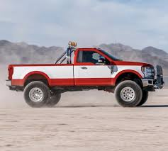 100 New Ford Pickup Trucks Retro Paint Job In New Truck Truck Mechanic