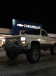 1986 Chevy K10 - Michael W. - LMC Truck Life