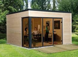 bungalow bureau cabine cabines bureaux jardin bureaux jardin atelier