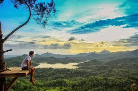 Besides Art And Culture Yogyakarta Is Also Known For Its Beautiful Beaches Of The South Seas A Collection Amazing Natural Landscapes Rarely Found