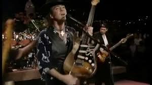 Stevie Ray Vaughans Guitar String Break