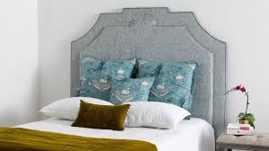 A Studded Headboard Adds Touch Of Hotel Style Luxury The Havelock From