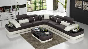 ledersofa polster sitz eck sofa garnitur wohnlandschaft